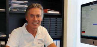 Brustkrebsspezialist Daniel A. Burger