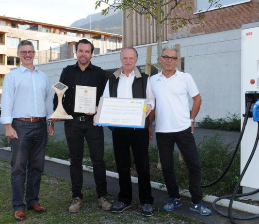 Solarhäuser Reichenburg Sanjo AG