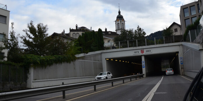 Tunnel, Schindellegi