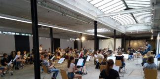 Konzert, Jugendmusik Siebnen, Musik